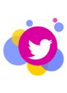 트위터페이스북 SNS 아이콘