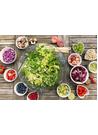 다이어트 디저트 간식 샐러드 사진 이미지