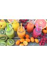 건강한 과일과 주스