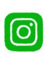 녹색 인스타그램 아이콘