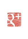구글 플러스 아이콘 - 아이콘로고
