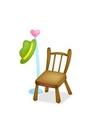 GII0204_11 쇼핑아이콘 의자