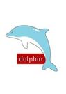 GII0091_06 스티커아이콘돌고래