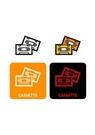 GII0095_05 픽토그램아이콘 카세트
