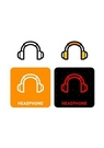 GII0095_10 픽토그램아이콘 헤드폰