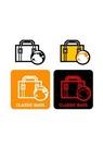 GII0106_06 픽토그램아이콘 여행가방