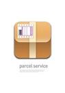 GII0142_07 앱아이콘택배서비스 - 인물생활 이미지