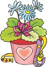 꽃화분,발렌타인데이,화이트데이,선물,꽃다발