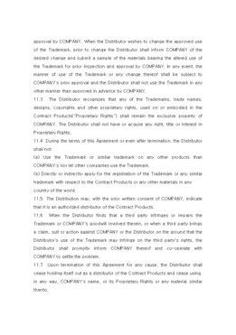 판매점계약서(영문) page 7