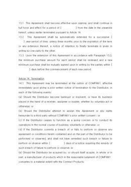 판매점계약서(영문) page 9