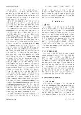 산사 분말을 첨가한 곤약젤리의 항산화활성 및 품질특성 page 2